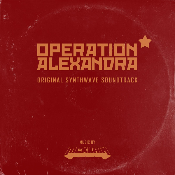 Synthwave version of the soundtrack of Operation Alexandra, a videogame by 4Mhz for the Amstrad CPC 8bit computer, published in 2018
